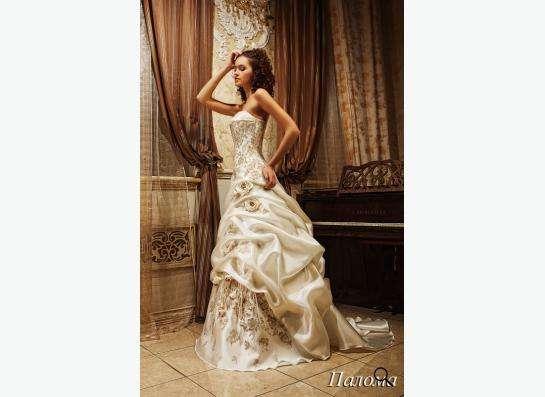 Свадебное платье в Москве