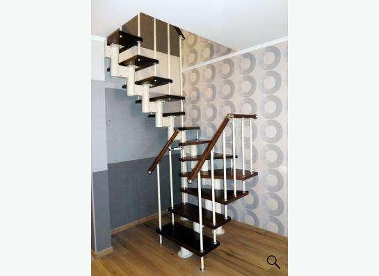 Современная, стильная, надежная лестница в Москве фото 7