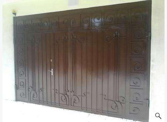 Изготовление заборов и ворот