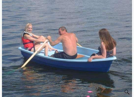 Моторно-гребня лодка Тортилла-3