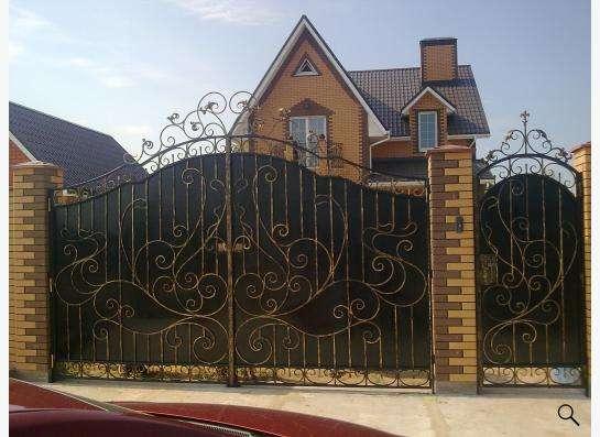 Кованные ворота, заборы- ручная ковка!!! в Томске Фото 1