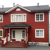 Финляндия / Виллa в аренду на побережье, в г.Порвоо
