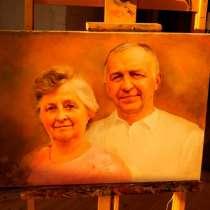 Портрет акварелью, пастелью, маслом - изысканный подарок !, в г.Барановичи
