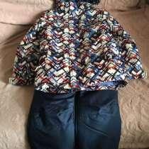 Новый зимний костюм д/м 140 см, в Москве