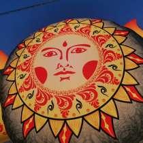 Декорации на Масленицу, Ярмарка, Арка надувные фигуры, в Краснодаре