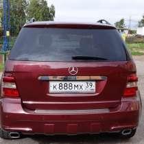 Mercedes-Benz M-класс, 2006, в Калининграде