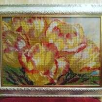 Картина бисером (Тюльпаны), в Симферополе