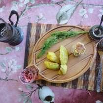 Деревянная посуда для дома и дачи, кафе и ресторана, в Краснодаре