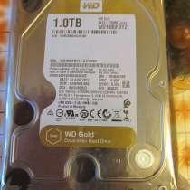 Жёсткий диск WD 1 TB GOLD! DataCenter Новый!, в Владивостоке