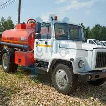 Автотопливозаправщик на базе ГАЗ 33081, в Сургуте