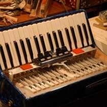 Ремонт и реставрация аккордеонов, баянов, гармоней, в Санкт-Петербурге