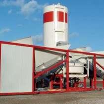Шведский Мобильный бетонный завод SUMAB K-40, в г.Вильнюс