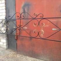 Кованая оградка от 1350 руб. м. п, в Тюмени