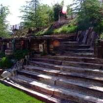 Шпалы БУ деревянные, в г.Ереван
