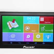 7'' Планшет Pioneer 718 - GPS+ 4Ядра+ 8Gb+ Android, в г.Киев