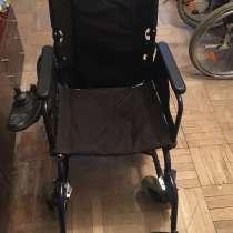 Инвалидное кресло-коляска с электроприводом FS111A, в Санкт-Петербурге