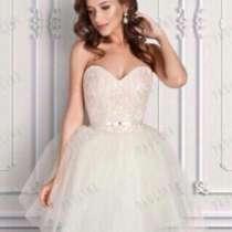 Летнее свадебное платье, в Омске