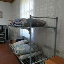 Двухярусные кровати, в Усть-Катаве