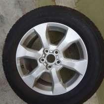 Новый литой диск с шиной в сборе Toyota Rav 4 R-17, в Алатыре