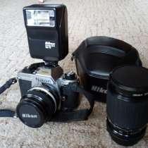 Продаю пленочный фотоаппарат Nikon/, в Москве