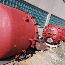 Реактора эмалированные-химические разных объемов, в г.Одесса