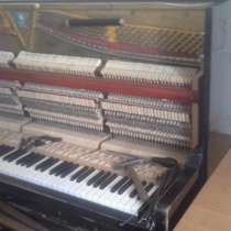 Мастер-реставратор и настройщик фортепиано ищет работу, в Краснодаре