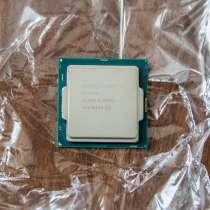 Продаю процессор intel core I3 6100, в Москве