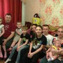 Многодетная семья примет в дар, в Владимире
