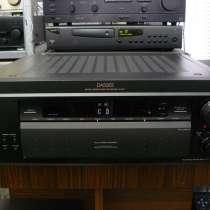 HI-FI Ресивер Sony STR-DA50ES и Music hall usb 1, в Рязани