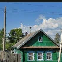 Продаётся участок 10 соток с домом, в Твери