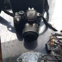Nikon зеркальный фотоаппарат, в Москве