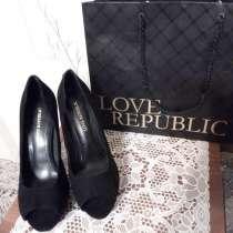 Туфли замшевые, в Железнодорожном