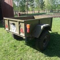 Продам прицеп УАЗ-8109, в Магнитогорске