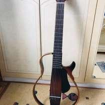 Продам акустическую гитару YAMAHA SLG-200N, в г.Алматы