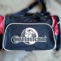 Спортивная сумка с лямкой через плечо. 3 кармана, в Волгодонске