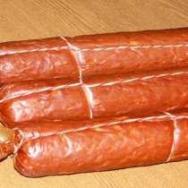 Колбаса домашняя из мяса дичи, в Омске