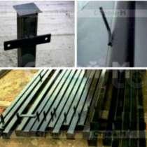 Металлические столбы для заборов, в Тосно