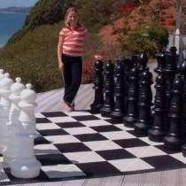 Шахматы парковые (напольные, уличные, гигантские), в г.Актау