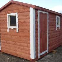 Модульная баня 6*2,3*2,5 м под ключ, в Череповце