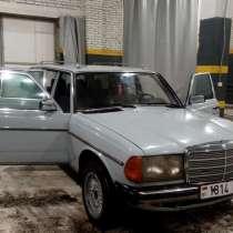 Mercedes W123, в г.Борисов