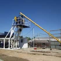 Бетонный завод Компакт 15, в г.Ашхабад