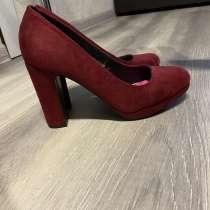 Туфли замшевые, в Екатеринбурге