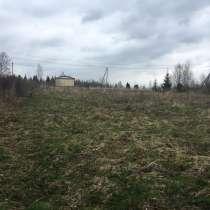 Продам земельный участок, в Москве