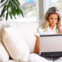 Требуется онлайн-консультант на удаленную работу, в Вихоревке