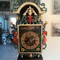 Настенные Фриские часы с боем Голландия 40 см, в Перми