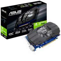 ASUS GEFORCE GT1030 PHOENIX 2Гб, в Уфе