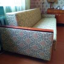 Отдам бесплатно двуспальный диван б/у (самовывоз), в г.Кохтла-Ярве