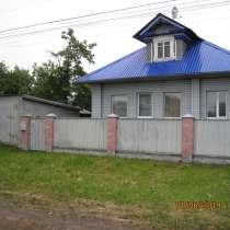 Продается очень уютный крепкий деревянный дом(80м. кв), в Шахунье