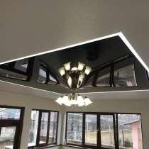 Натяжные потолки премиум класса LuxeDesign, в Саках