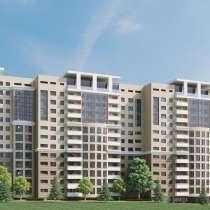 Продается 1-комнатная квартира в центре, 41 м², ЖК Nomad, в г.Алматы